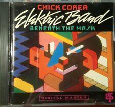 Beneath the Mask by Chick Corea/Chick Corea Elektric Band (CD, Aug-1991, GRP (U…