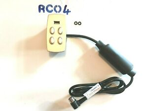 RC04 RECLINER CHAIR/ SOFA 4  BUTTON CONTROL SWITCH WITH 5 PIN PLUG +USB PORT