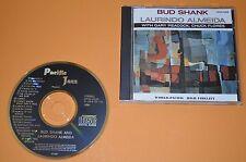 Bud Shank And Laurindo Almeida / Pacific Jazz 1987 / Japan Version / Rar