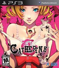 Catherine - Playstation 3 Game PS3 Brand New and Sealed