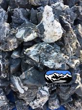 Black Seiryu Stone by the lb Aquarium ADA Aquascaping Iwagumi Amano