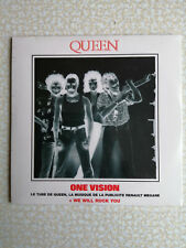QUEEN – ONE VISION - CD SINGLE 2 TRACKS CARD SLEEVE - SEALED!