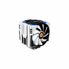 Thermaltake FrioOCK Snow Edition Dual 130mm VR 240W CPU Cooler (CLP0604)