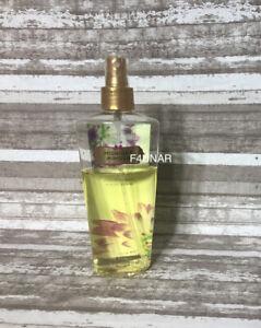 USED Victoria's Secret MIDNIGHT MIMOSA Fragrance Mist Body Spray 8.4 oz