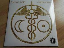 Mono / Poly - Golden Skies - Vinyl LP + Download MP3 - NEU - Electronica Ambient