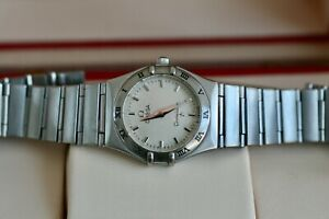 Omega My Choice Constellation 22.5m 1572.30.00 Box Set Excellent Condition. 2007