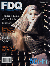 FDQ FASHION DOLL QUARTERLY 2007 SUMMER CHER BARBIE SPACE BABES AVENGING ANGEL