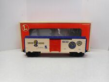 Lionel #19991 Lionel Railroader Club 200 Gold Member Box Car
