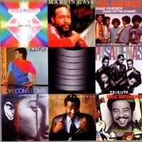 MUST HAVE'S MAXIS VOL.10  CD NEU MIT THE JACKSONS, MARVIN GAYE UVM.
