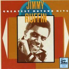 Jimmy Ruffin - Greatest Motown Hits [CD]