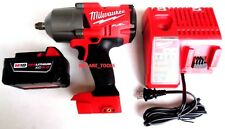 Milwaukee FUEL 2767-20 18V 1/2 Impact Wrench,(1) 48-11-1850 Battery, Charger M18