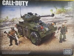 New & Retired Mega Construx Call Of Duty sets