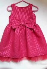 🎁 Rosso Party Dress 12-18 mesi 🎁 Mini Club 🎁 Super condizione 🎁