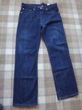 Levis 752 - 36 waist 32 leg in Dark Blue