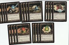 20 Egg Artifact Lot - Odyssey  - NM/SP - 4x of each - Sets - Magic MTG FTG