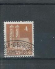 Gestempelte deutsche Briefmarken der alliierten Besatzung als Spezialsammlung