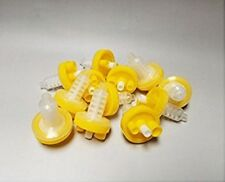 Yellow Dynamic (Automix) Mixing Tips - 50 pcs _DMT135Y-D