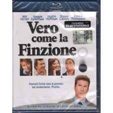 Vero Come La Finzione BRD Blu Ray Dustin Hoffman Sigillato 8013123023339