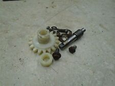 Yamaha 250 DT ENDURO DT250-A Used Engine Oil Pump Gear 1974 WD SM269