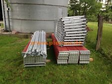 Gerüst Baugerüst Typ Plettac SL70 ca. 94,5qm Fassadengerüst Dachgerüst NEU