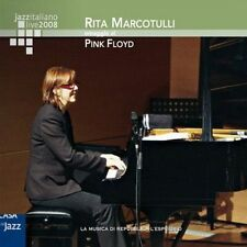 Jazzitaliano Live 2008 Rita Marcotulli-Us And Them-Omaggio Ai Pink Floyd CD 05