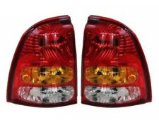 Left & Right Genuine Tail Brake Lamps Lights Pair Set for Oldsmobile Bravada GM