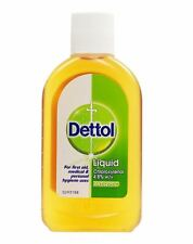 Dettol Liquid | First Aid, Medical & Personal Antiseptic | 250ml