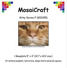 Kit De Arte Mosaico mosaicraft píxel Craft 'Kitty Serie F' pixelhobby