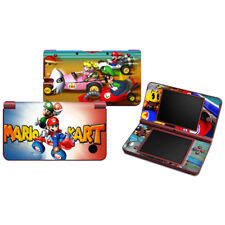 For Nintendo DSi XL Skin Sticker Decal Cover Vinyl Protector MARIO KART