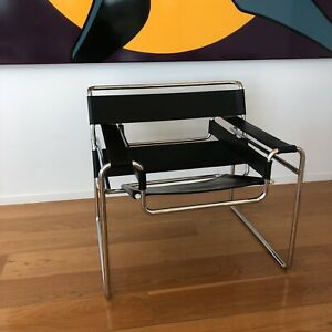 Wassily B3 Chair by Marcel Breuer for Gavina/Knoll