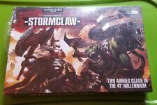 Games Workshop 40k Stormclaw Orks vs Space Wolves Starter Box