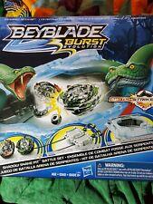 Hasbro Beyblade Burst Shadow Snake Pit Battle Set - Legend Spryzen - Stadium NEW
