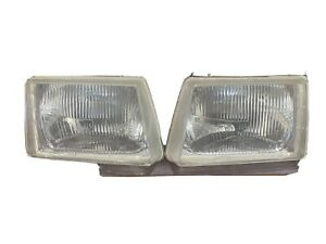 Ford Escort Mk3 Carello H4 Headlight Rs Turbo Rs1600i Xr3i Convertible Orion