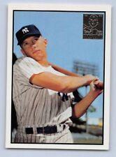 "1997  MICKEY MANTLE - Topps ""Reprint"" Baseball Card # 22 - NEW YORK YANKEES"