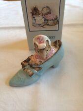 Royal Albert Beatrix Potter-Vieja en un zapato-Nueva En Caja