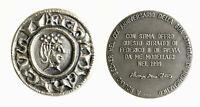 s1170_367) Medaglia Federico II con Ritratto da Denaro Op: Roland Becker AG Ø 33