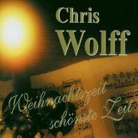 Chris Wolff Weihnachtszeit, schönste Zeit (2000) [Maxi-CD]