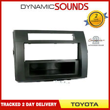 CT24TY15 Car CD Stereo Fascia Panel Adaptor For Toyota Corolla Verso 2004-2007