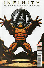 New Avengers #12 (NM)`13 Hickman/ Deodato