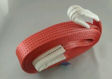 NEW 5M 4X4 RECOVERY WINCH TOW/TOWING ROPE STRAP TREE STROPS 5 TON WARN OFF ROAD