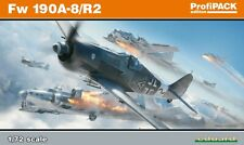Eduard 70112 1:72nd scale Profipack Edition Focke Wolf Fw 190A-8/R2