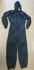 Derby Unitex SAS SBS Special Forces Issue SF Black Coverall Suit Size 92R UK #2