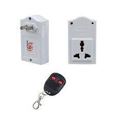 220V US Plug Digital RF Wireless Remote Control AC Power Socket Switch Outlet
