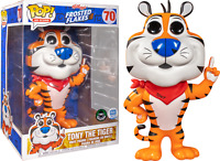 KELLOGGS TONY THE TIGER 10 inch Funko Pop Vinyl New in Box