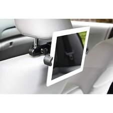 3 Piece Adjustable Car Van ipad Tablet Travel Trip Headrest Mount Holder Stand
