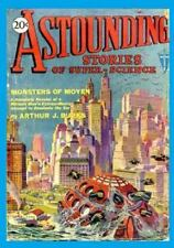 Astounding Stories of Super-Science, Vol. 2, No. 1 (April, 1930) (Volume 2)...