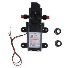 12V Pompe à Eau Auto Membrane à Haute Pression 5L/min 100 PSI Pressostat