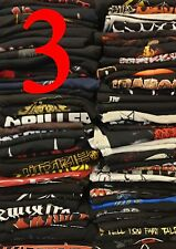 METAL BAND SHIRT aus Sammlung Auflösung 3 Death Grind Thrash Crust Metal Shirts
