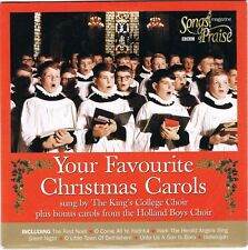 Your Favourite Christmas Carols - BBC Songs Of Praise Magazine Promotional CD