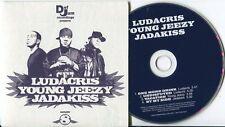 DefJam CD Sampler ( PROMO)  LUDACRIS / YOUNG JEEZY / JADAKISS © 2008  DJSAMPCDP8